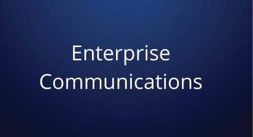 Enterprise Communications
