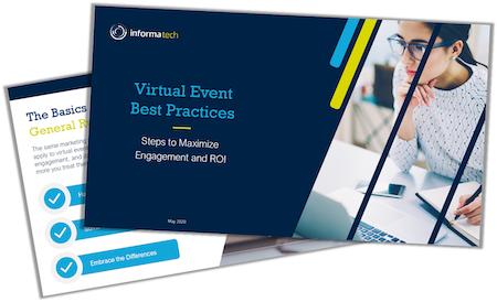2020 Virtual Event Best Practices